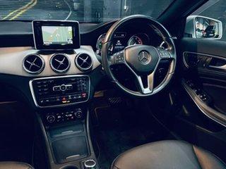 2015 Mercedes-Benz GLA-Class X156 805+055MY GLA250 DCT 4MATIC Silver 7 Speed.