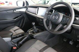 2020 Mazda BT-50 TFS40J XT Ice White 6 Speed Manual Utility