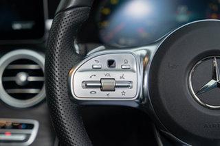 2020 Mercedes-Benz C-Class W205 800+050MY C300 9G-Tronic e Polar White 9 Speed Sports Automatic