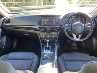2012 Mazda 6 6C Sport Blue 6 Speed Automatic Wagon