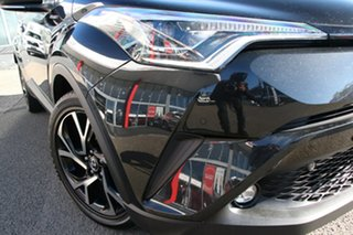 2018 Toyota C-HR NGX10R Koba S-CVT 2WD Graphite 7 Speed Constant Variable Wagon.
