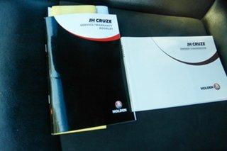 2016 Holden Cruze JH Series II MY16 SRI Z-Series White 6 Speed Sports Automatic Sedan