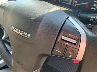 2012 Isuzu D-MAX MY12 LS-Terrain Crew Cab Maroon 5 Speed Sports Automatic Utility