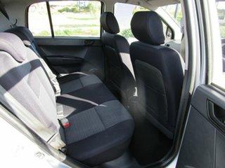 2011 Hyundai Getz TB MY09 SX Silver 4 Speed Automatic Hatchback