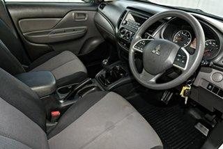 2016 Mitsubishi Triton MQ MY16 GLX 4x2 White 5 Speed Manual Cab Chassis