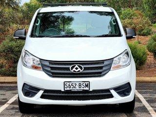 2017 LDV G10 SV7C White 6 Speed Automatic Van.