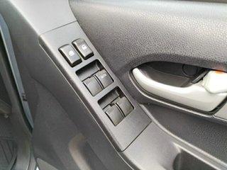 2013 Isuzu D-MAX MY14 LS-U Crew Cab Mineral Grey 5 Speed Sports Automatic Utility