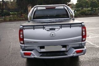 2017 Great Wall Steed NBP (4x2) Silver 5 Speed Manual Dual Cab Utility.