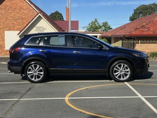 2012 Mazda CX-9 TB10A5 Luxury Activematic Blue 6 Speed Sports Automatic Wagon.