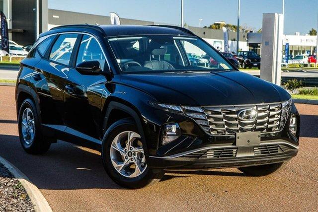 New Hyundai Tucson NX4.V1 MY22 2WD Rockingham, 2021 Hyundai Tucson NX4.V1 MY22 2WD Phantom Black 6 Speed Automatic Wagon