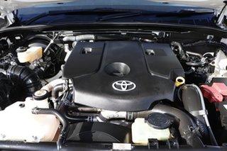 2018 Toyota Fortuner GUN156R GX Glacier White 6 Speed Automatic Wagon