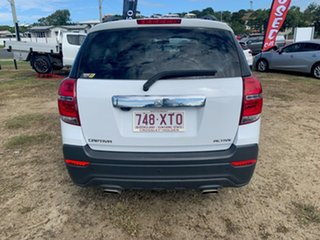 2017 Holden Captiva 7 Active White 6 Speed Automatic Wagon
