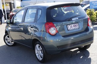 2010 Holden Barina TK MY10 Urban Grey 4 Speed Automatic Hatchback.