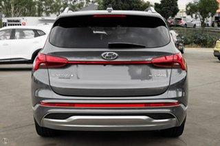 2021 Hyundai Santa Fe Tm.v3 MY21 Highlander DCT Grey 8 Speed Sports Automatic Dual Clutch Wagon.