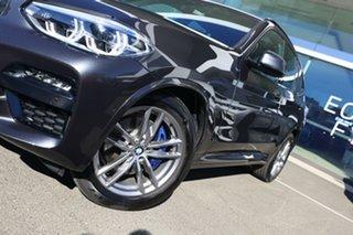 2020 BMW X3 G01 xDrive30i M Sport Sophisto Grey Brilliant Effect 8 Speed Auto Steptronic Sport Wagon.