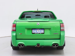2007 Holden Commodore VE SS-V Green 6 Speed Automatic Utility
