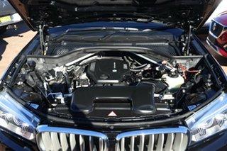 2015 BMW X5 F15 MY15 sDrive 25D Black 8 Speed Automatic Wagon