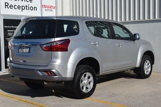2019 Isuzu MU-X MY19 LS-M Rev-Tronic 4x2 Silver 6 Speed Sports Automatic Wagon.