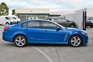 2014 Holden Commodore VF MY14 SS Blue 6 Speed Sports Automatic Sedan