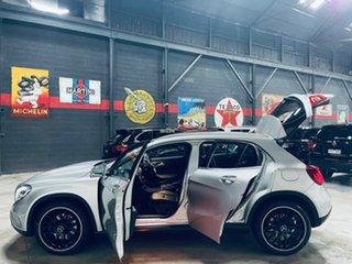 2015 Mercedes-Benz GLA-Class X156 805+055MY GLA250 DCT 4MATIC Silver 7 Speed