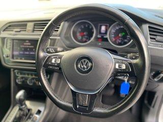 2017 Volkswagen Tiguan 5N MY17 132TSI DSG 4MOTION Comfortline White 7 Speed