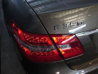 2010 Mercedes-Benz E350 212 Avantgarde Grey 7 Speed Automatic G-Tronic Sedan