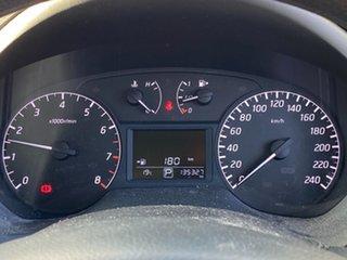 2012 Nissan Pulsar B17 ST Blue 1 Speed Constant Variable Sedan
