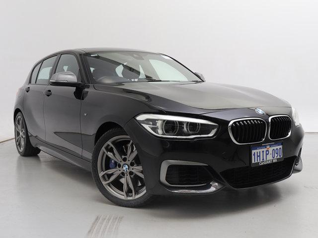 Used BMW M140i F20 LCI , 2016 BMW M140i F20 LCI Black 8 Speed Automatic Hatchback
