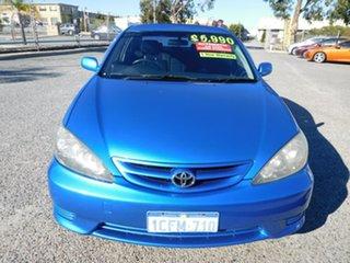 2006 Toyota Camry MCV36R MY06 Altise Sport Blue 4 Speed Automatic Sedan.