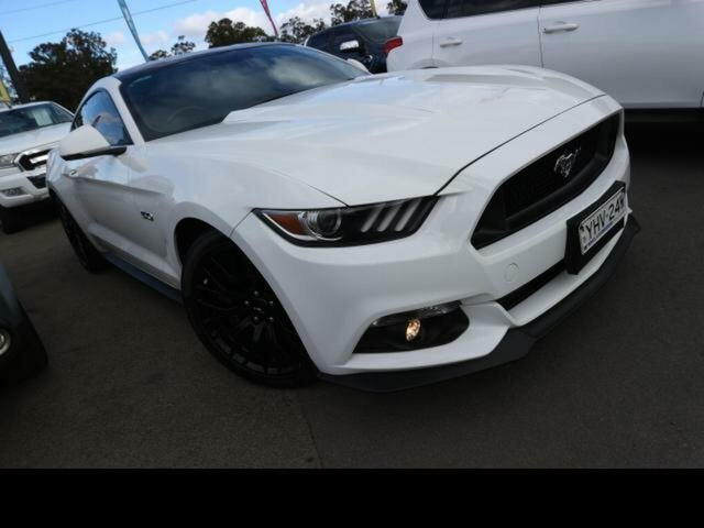 Used Ford Mustang Kingswood, Ford MUSTANG 2017 2DR FASTB GT NON SVP 5.0L 4V 6SPD AUT
