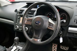 2013 Subaru XV G4X MY13 2.0i-S Lineartronic AWD Pearl White 6 Speed Constant Variable Wagon