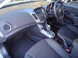 2011 Holden Cruze JG CD Silver 6 Speed Sports Automatic Sedan