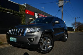 2011 Jeep Grand Cherokee WK Laredo (4x4) Grey 5 Speed Automatic Wagon
