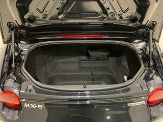 2021 Mazda MX-5 ND GT SKYACTIV-MT RS Jet Black 6 Speed Manual Roadster