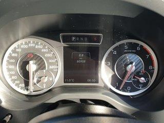 2015 Mercedes-Benz A-Class W176 805+055MY A45 AMG SPEEDSHIFT DCT 4MATIC Black 7 Speed