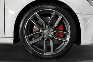 2018 Audi S3 8V MY18 Sportback Quattro White 6 Speed Manual Hatchback
