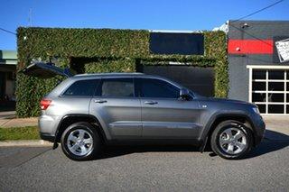 2011 Jeep Grand Cherokee WK Laredo (4x4) Grey 5 Speed Automatic Wagon.
