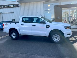 2018 Ford Ranger PX MkII 2018.00MY XL Plus White 6 Speed Sports Automatic Utility