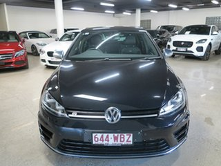 2015 Volkswagen Golf VII MY16 R DSG 4MOTION Black 6 Speed Sports Automatic Dual Clutch Hatchback.