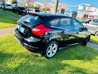 2012 Ford Focus LW Trend Black 6 Speed Automatic Hatchback