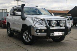 2012 Toyota Landcruiser Prado KDJ150R 11 Upgrade GXL (4x4) 5 Speed Sequential Auto Wagon.