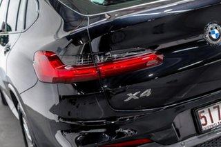 2020 BMW X4 G02 xDrive20i Coupe Steptronic M Sport Black 8 Speed Automatic Wagon
