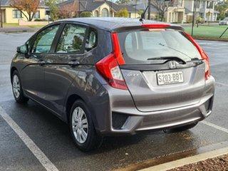 2014 Honda Jazz GF MY15 VTi Grey 1 Speed Constant Variable Hatchback