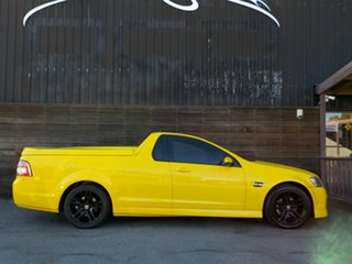 2011 Holden Ute VE II SV6 Yellow 6 Speed Sports Automatic Utility.