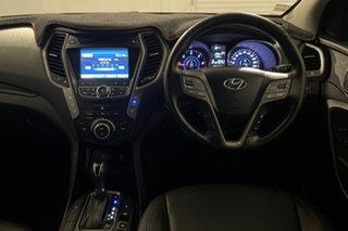 2013 Hyundai Santa Fe DM MY14 Highlander Blue 6 speed Automatic Wagon