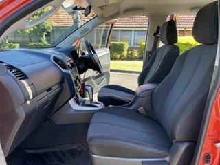 2015 Isuzu D-MAX LS-U Bronze 5 Speed Automatic Dual Cab