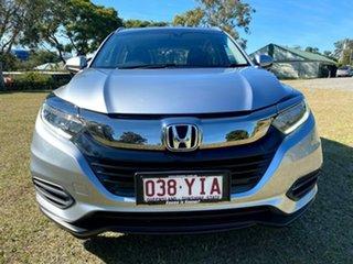 2018 Honda HR-V MY18 VTi-S Lunar Silver 1 Speed Constant Variable Hatchback.