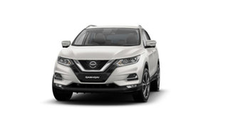 2021 Nissan Qashqai J11 Series 3 MY20 ST-L X-tronic Ivory Pearl 1 Speed Constant Variable Wagon.