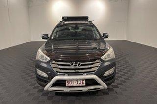 2013 Hyundai Santa Fe DM MY14 Highlander Blue 6 speed Automatic Wagon.