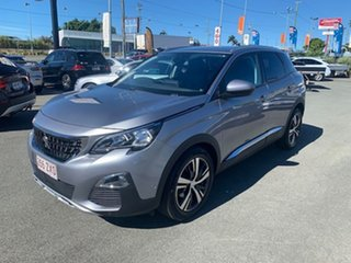 2019 Peugeot 3008 P84 MY19 Allure SUV Silver 6 Speed Sports Automatic Hatchback.